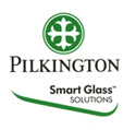 we use quality materials from pilkington
