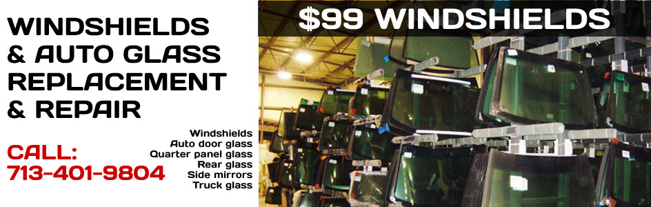 Windshields Auto Glass Replacement Repair