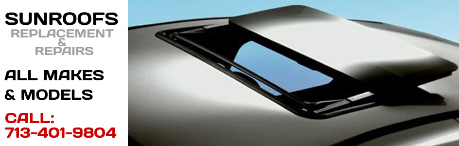 Sunroofs Repair and Replacement